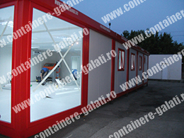 container modular second hand pret Gorj